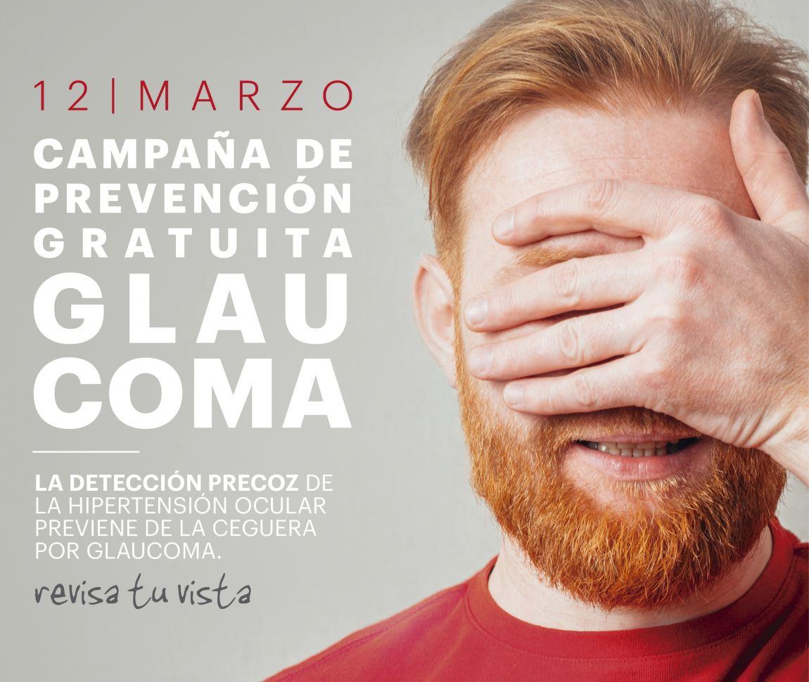 Campaña detección Glaucoma